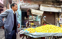Lemon Vendor