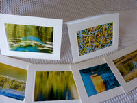6 Abstract Notecards $20